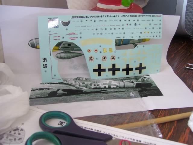 Hasegawa 1/48 Messerschmitt 109 G-6 III/ JG-54 - Página 3 FOTOSDEHOYDOMINGO4