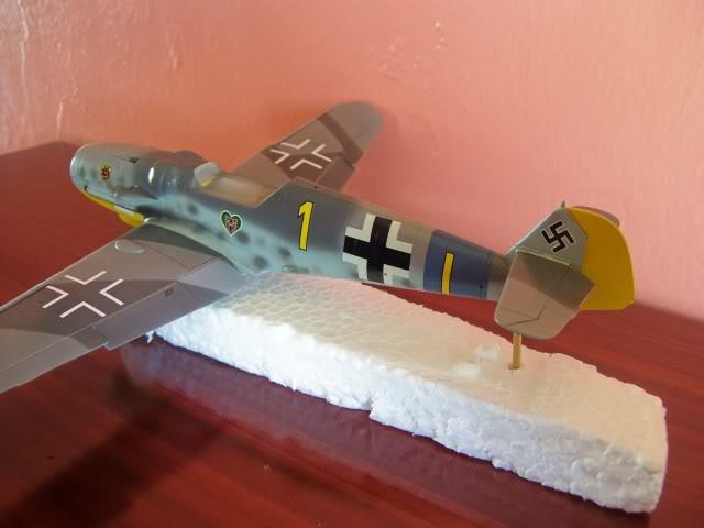 Hasegawa 1/48 Messerschmitt 109 G-6 III/ JG-54 - Página 3 FOTOSDEHOYDOMINGO6