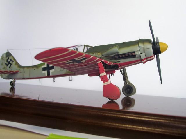 Focke Wulf 190 D-11, Revell 1/48 (Molde de Trimaster). FW190D-11Terminado%2013_zpsycdsc6zs