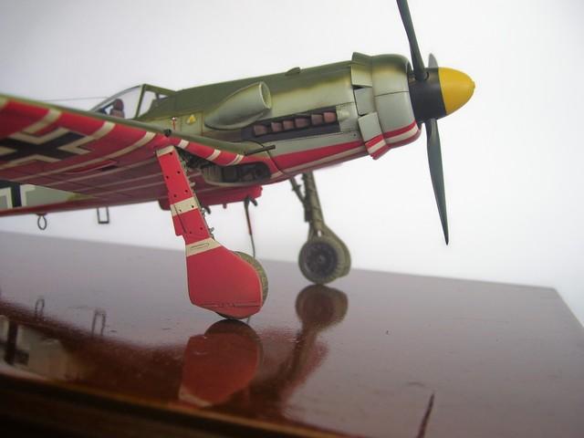 Focke Wulf 190 D-11, Revell 1/48 (Molde de Trimaster). FW190D-11Terminado%2015_zpsw75qmkjk