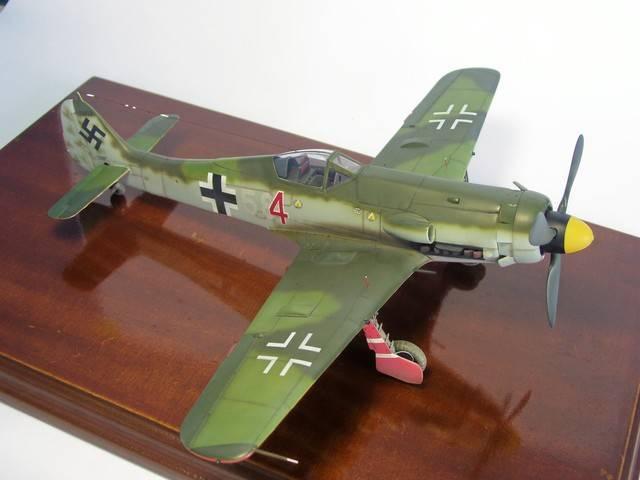 Focke Wulf 190 D-11, Revell 1/48 (Molde de Trimaster). FW190D-11Terminado%2018_zpsxghmzlwt
