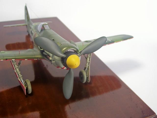 Focke Wulf 190 D-11, Revell 1/48 (Molde de Trimaster). FW190D-11Terminado%2020_zpsv72eovhu