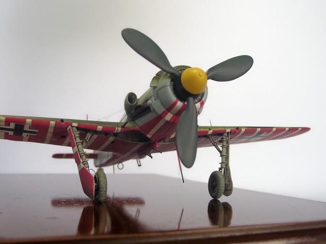 Focke Wulf 190 D-11, Revell 1/48 (Molde de Trimaster). FW190D-11Terminado%2023_zpswajmrunt