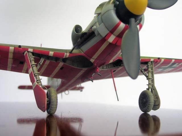 Focke Wulf 190 D-11, Revell 1/48 (Molde de Trimaster). FW190D-11Terminado%2024_zpspnrbueel