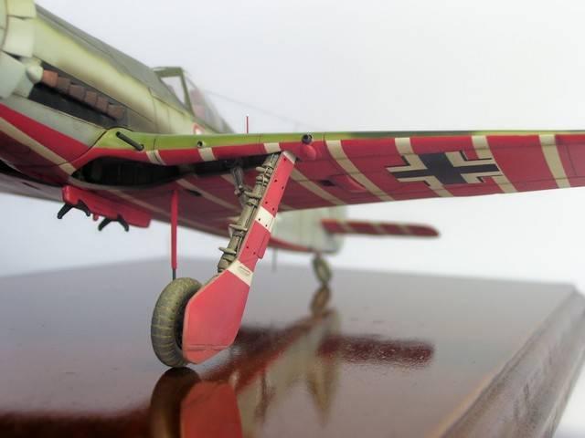 Focke Wulf 190 D-11, Revell 1/48 (Molde de Trimaster). FW190D-11Terminado%2028_zps7xigl0iz