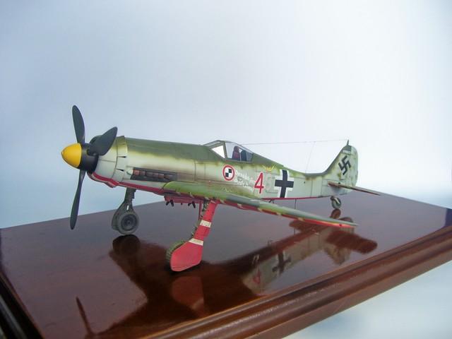 Focke Wulf 190 D-11, Revell 1/48 (Molde de Trimaster). FW190D-11Terminado%202_zps9bsenxtz