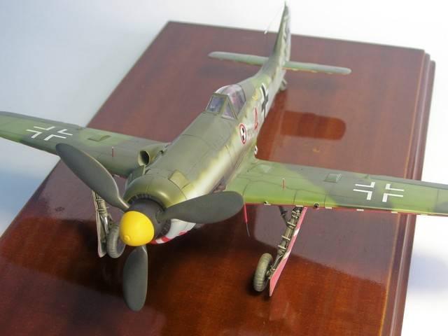 Focke Wulf 190 D-11, Revell 1/48 (Molde de Trimaster). FW190D-11Terminado%2030_zpsxh932wc7