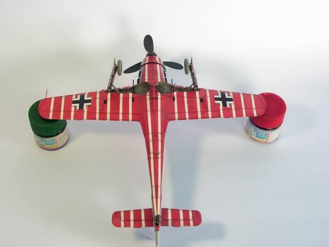Focke Wulf 190 D-11, Revell 1/48 (Molde de Trimaster). FW190D-11Terminado%2032_zpstv2own6g