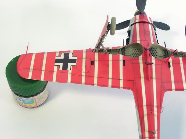 Focke Wulf 190 D-11, Revell 1/48 (Molde de Trimaster). FW190D-11Terminado%2033_zpszo5ojv9s