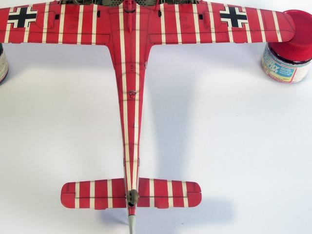 Focke Wulf 190 D-11, Revell 1/48 (Molde de Trimaster). FW190D-11Terminado%2035_zpsyvdiiqfl