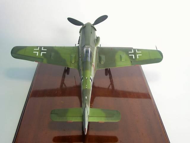 Focke Wulf 190 D-11, Revell 1/48 (Molde de Trimaster). FW190D-11Terminado%208_zpsnrafxe0e