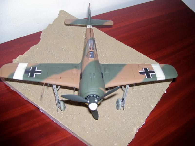 Hasegawa 1/48 Focke Wulf 190 A-4 Erich Rudorffer Norte de A. FockeWulf190A4NortedeAfrica1