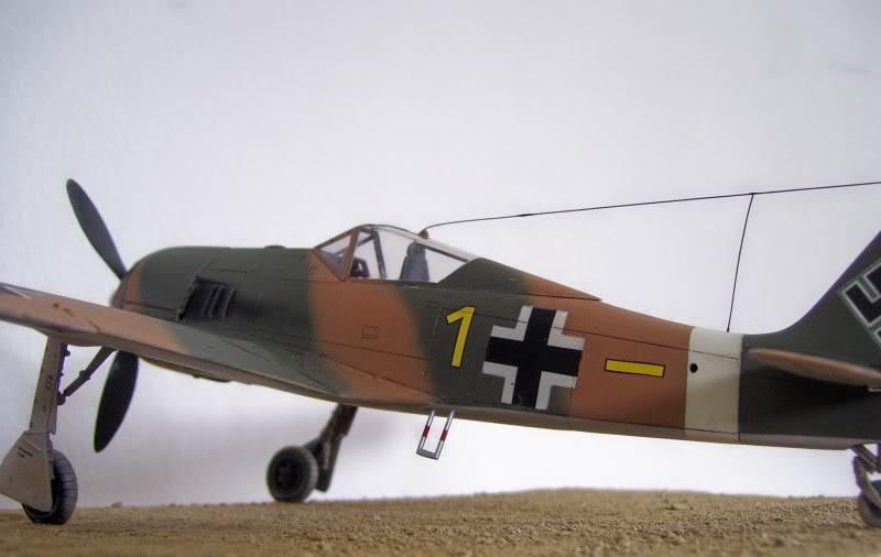 Hasegawa 1/48 Focke Wulf 190 A-4 Erich Rudorffer Norte de A. FockeWulf190A4NortedeAfrica11