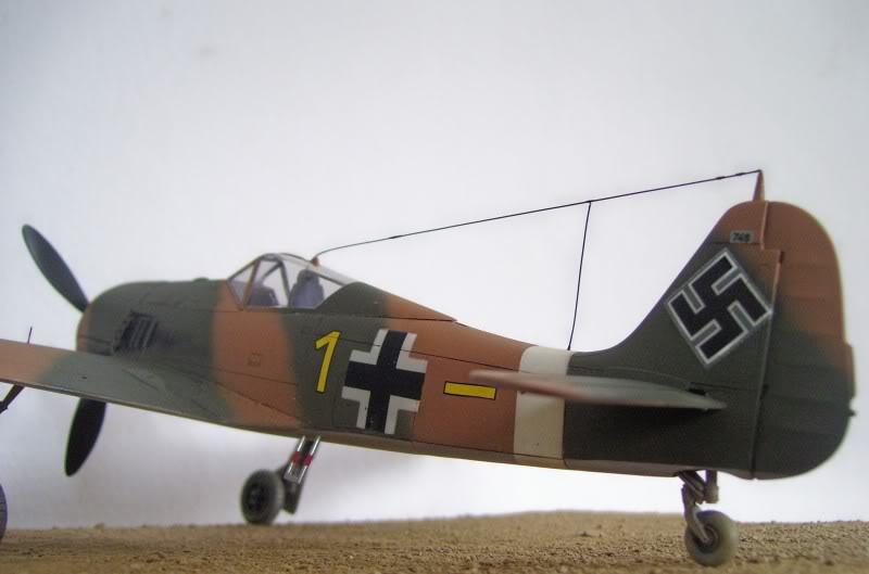 Hasegawa 1/48 Focke Wulf 190 A-4 Erich Rudorffer Norte de A. FockeWulf190A4NortedeAfrica12