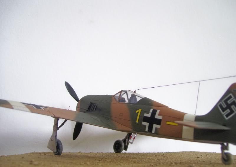 Hasegawa 1/48 Focke Wulf 190 A-4 Erich Rudorffer Norte de A. FockeWulf190A4NortedeAfrica13