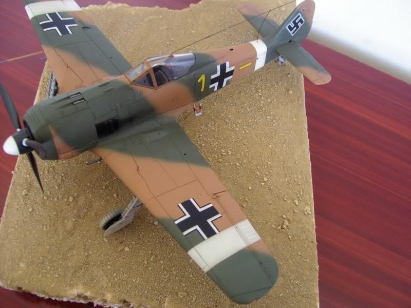 Hasegawa 1/48 Focke Wulf 190 A-4 Erich Rudorffer Norte de A. FockeWulf190A4NortedeAfrica2