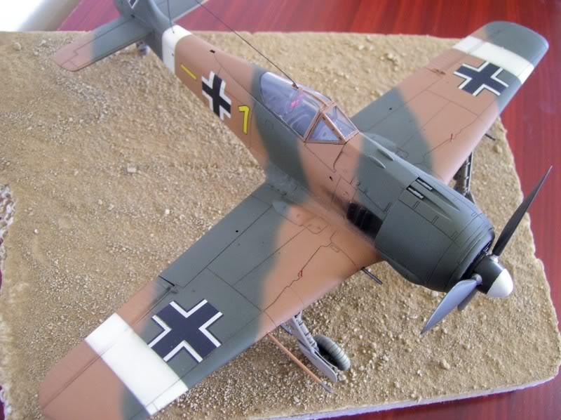 Hasegawa 1/48 Focke Wulf 190 A-4 Erich Rudorffer Norte de A. FockeWulf190A4NortedeAfrica5