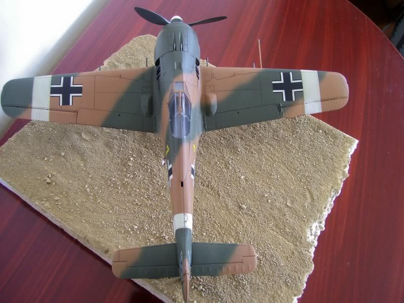 Hasegawa 1/48 Focke Wulf 190 A-4 Erich Rudorffer Norte de A. FockeWulf190A4NortedeAfrica6