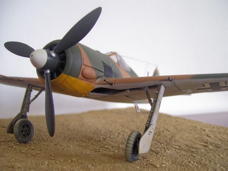Hasegawa 1/48 Focke Wulf 190 A-4 Erich Rudorffer Norte de A. FockeWulf190A4NortedeAfrica9