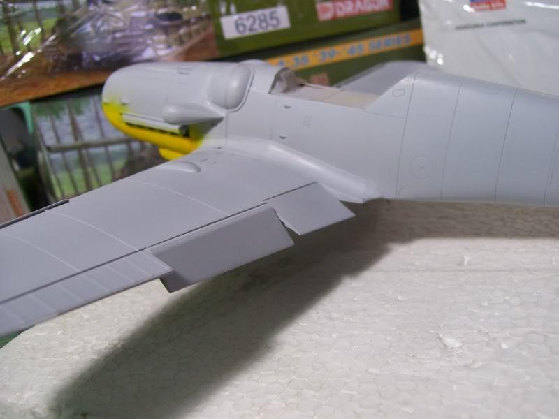Messerschmitt Bf 109 G-6 Hasegawa 1/32 Alfred Grislawski - Página 2 NuevosAvancesMesserschmitt5