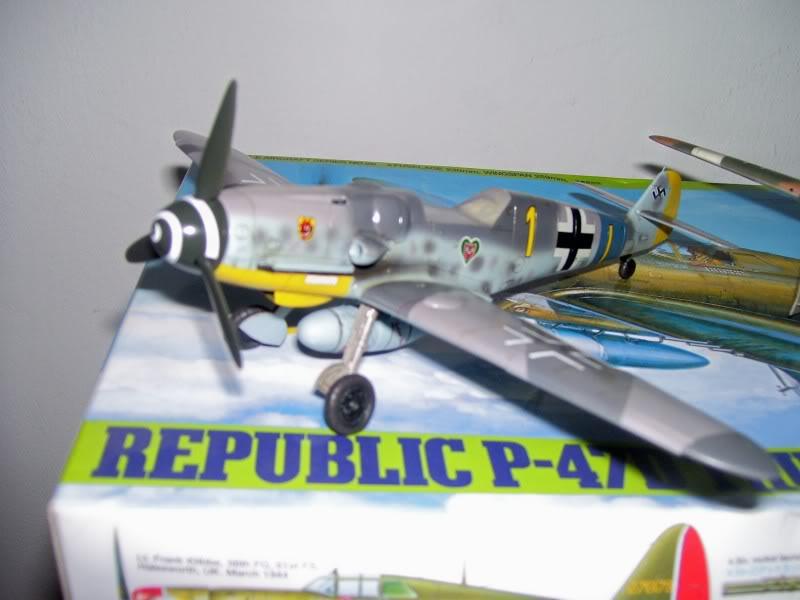 Hasegawa 1/48 Messerschmitt 109 G-6 III/ JG-54 - Página 3 Nocturnas1