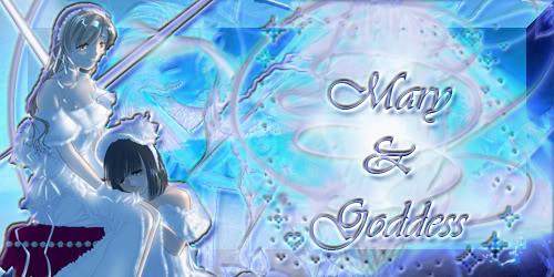 Segundo Censo De Amores Eternos Mary--Goddess