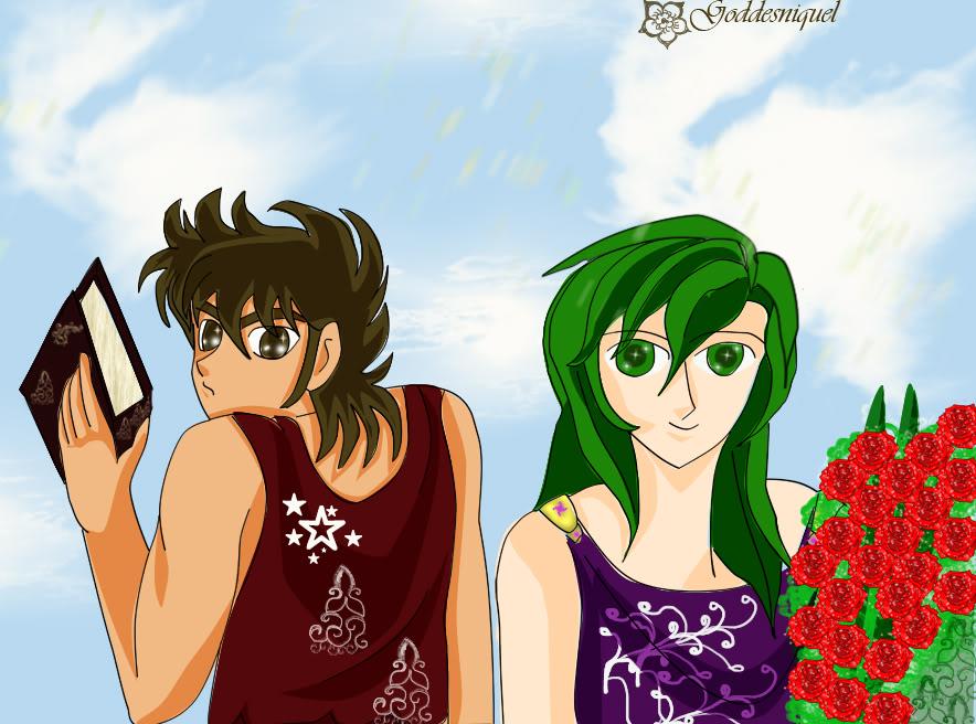 Nuestros regalos (Seiya & Shun) Seiya-y-shun