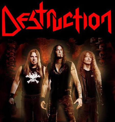 Destruction DESTRUCTION