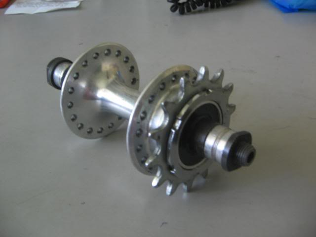 look ma no freewheel.......... Picture