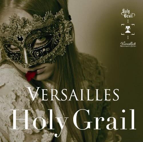 Versailles discografia  Versailles_-_Holy_Grail_Reg