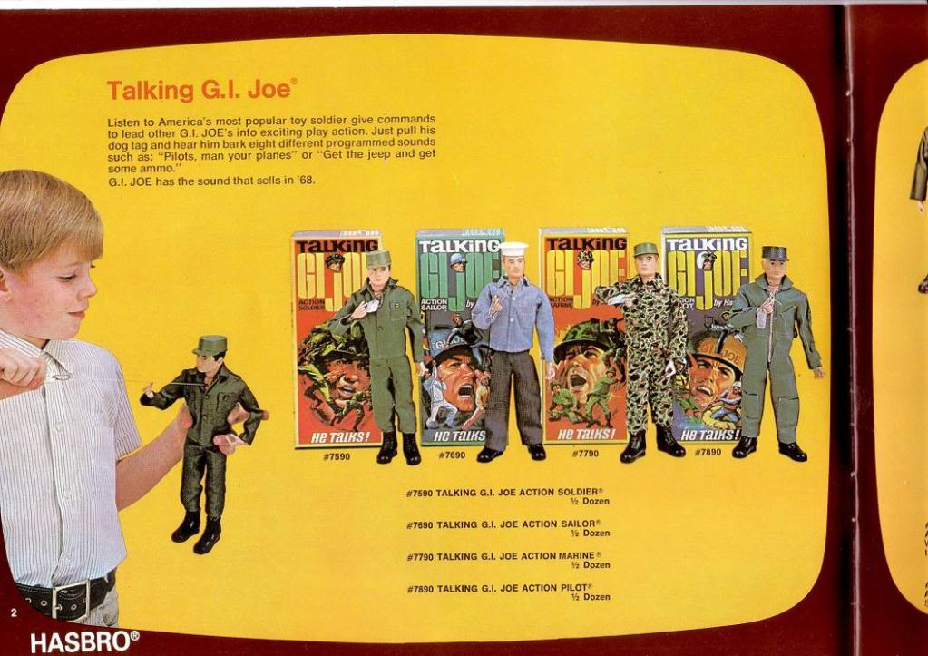 GI JOE: 1968 TRADE CATALOGUE 1968TradeCatalogue1