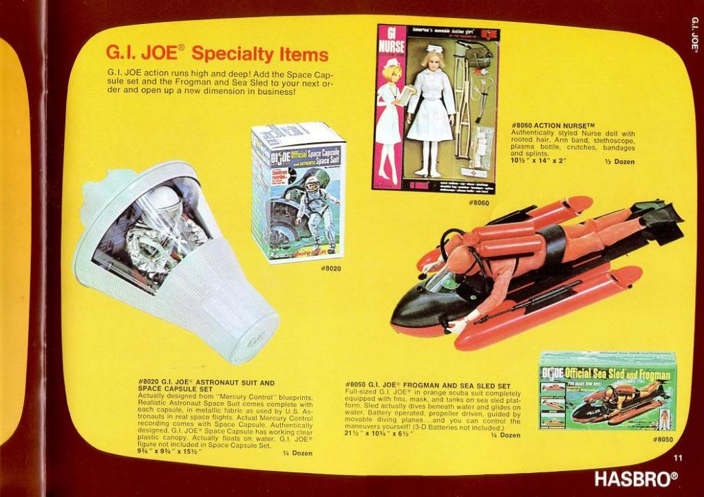 GI JOE: 1968 TRADE CATALOGUE 1968TradeCatalogue10