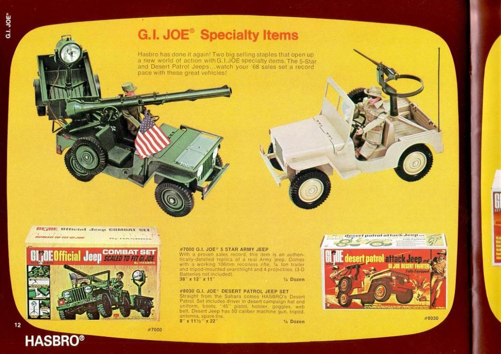 GI JOE: 1968 TRADE CATALOGUE 1968TradeCatalogue11