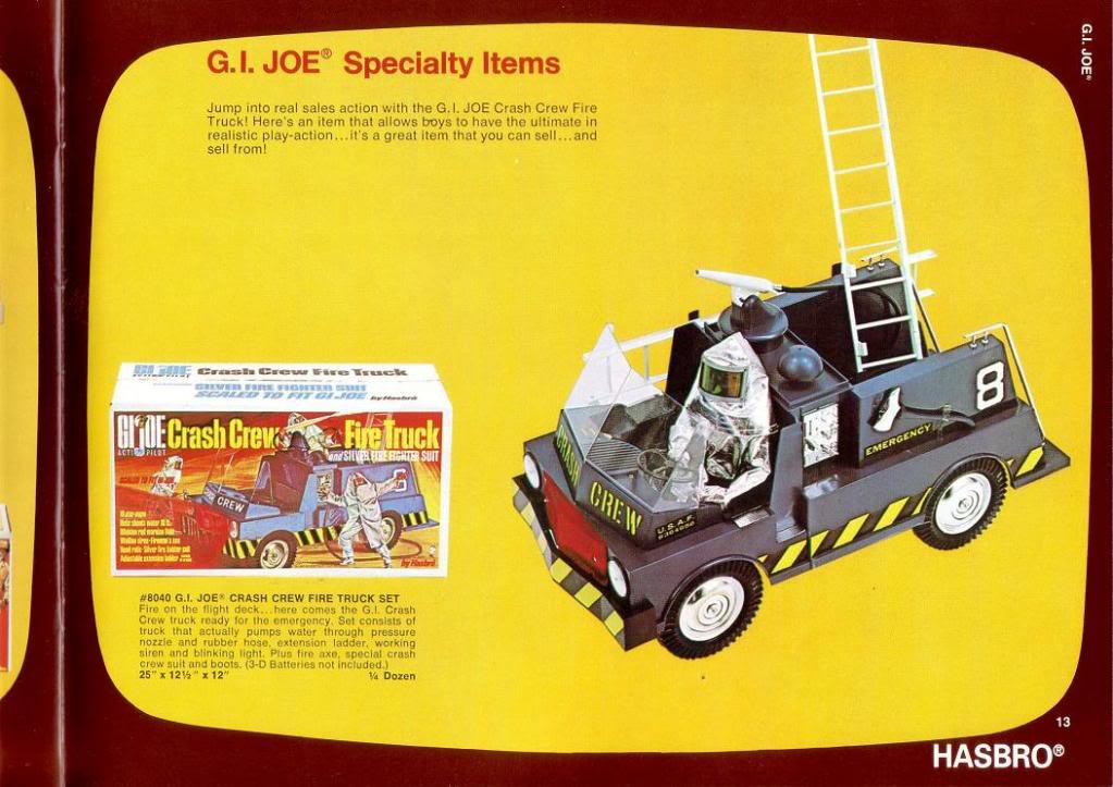 GI JOE: 1968 TRADE CATALOGUE 1968TradeCatalogue12