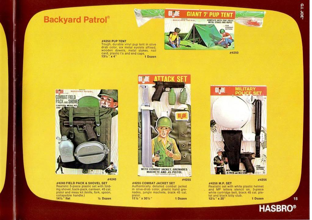 GI JOE: 1968 TRADE CATALOGUE 1968TradeCatalogue14