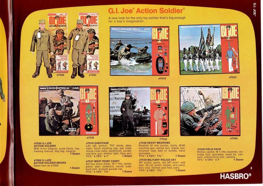 GI JOE: 1968 TRADE CATALOGUE 1968TradeCatalogue2