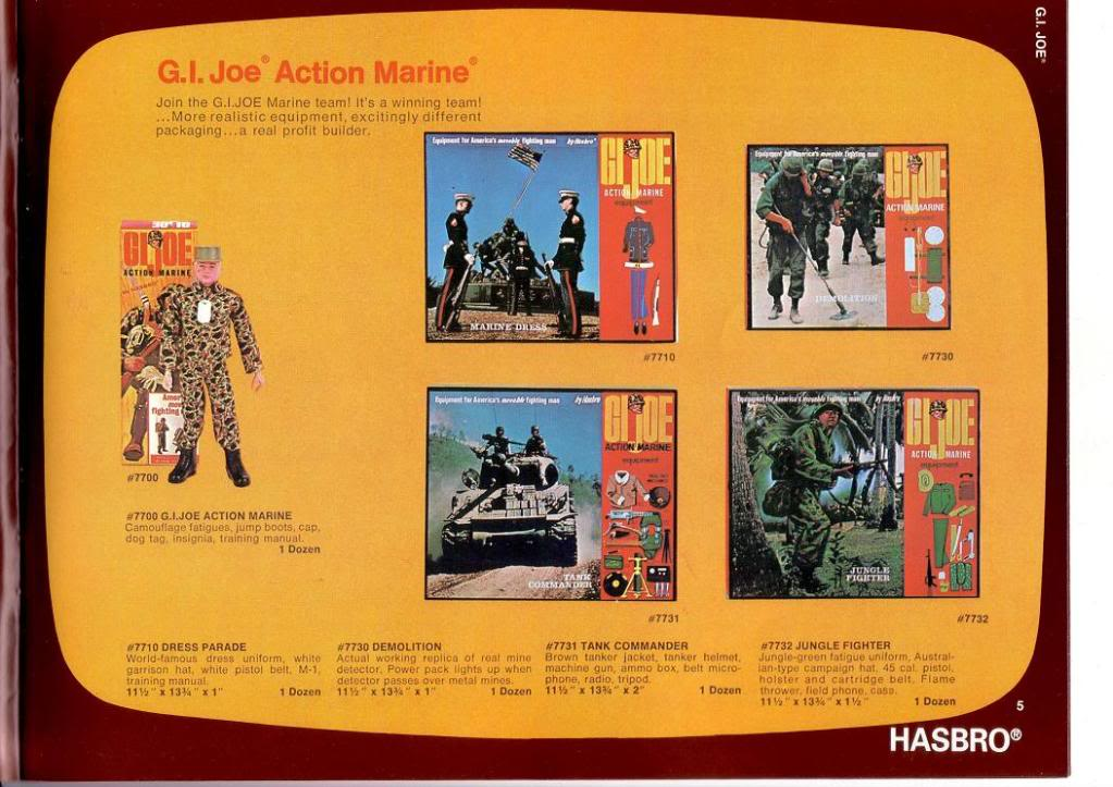 GI JOE: 1968 TRADE CATALOGUE 1968TradeCatalogue4