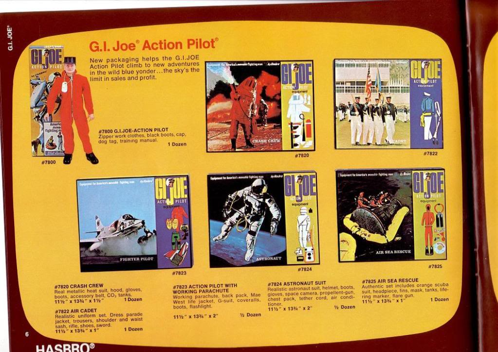 GI JOE: 1968 TRADE CATALOGUE 1968TradeCatalogue5
