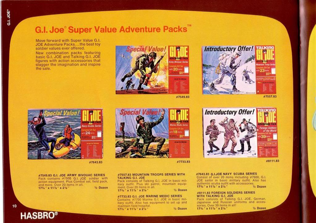 GI JOE: 1968 TRADE CATALOGUE 1968TradeCatalogue9