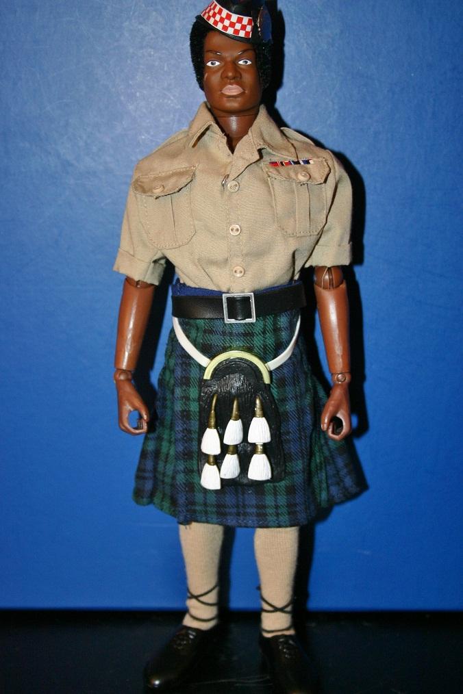 Kitbash: General Idi Amin Dada - The Last King of Scotland IMG_9358