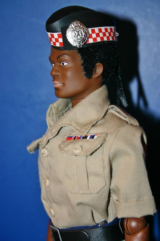 Kitbash: General Idi Amin Dada - The Last King of Scotland IMG_9361