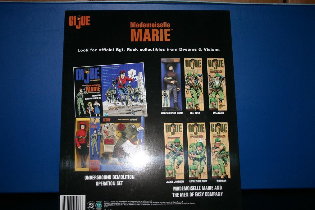 GI Joe: Mademoiselle Marie IMG_9505
