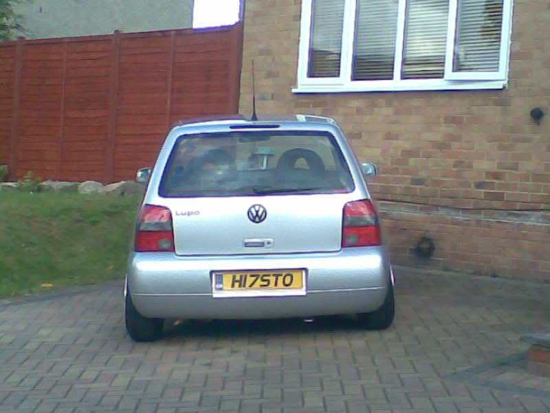 FOR SALE,  The Lupo  Image044