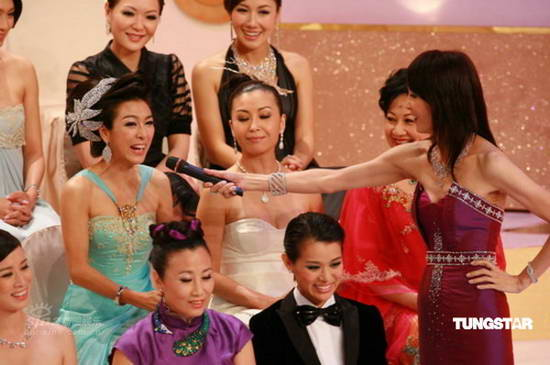 TVB 41 Anniversary Awardy! Dodoaskingmichelle