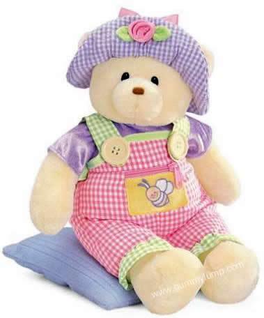~~Дурсамж бүхэнд чамтай...♥♥...~~ A_1489blossom-teach-me-teddy-bear