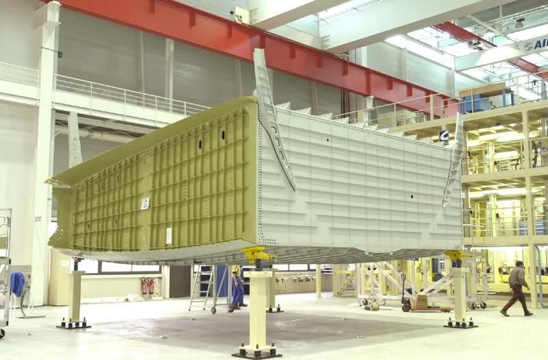 Płaska ziemia - czy można tej teorii zaprzeczyć? - Page 10 A380wingbox