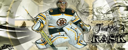 Boston Bruins Rask