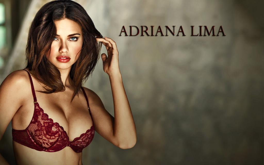 Wallpapers De Chicas HD Adriana_Lima_Widescreen_1680x1050