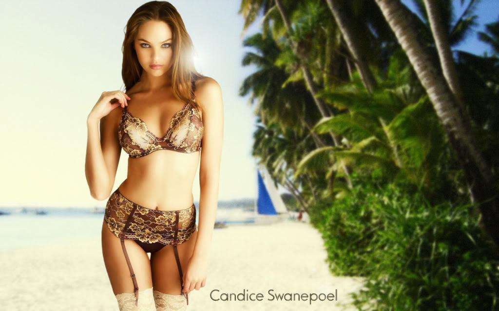 Wallpapers De Chicas HD Candice_Swanepoel_Widescreen_515200