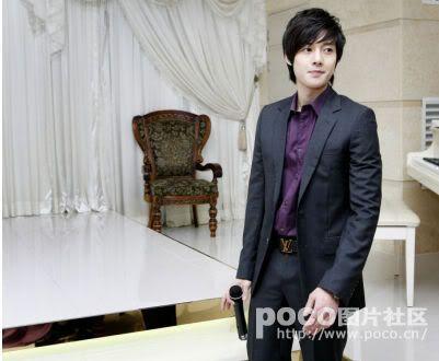 Kim Hyun Joong atendió al casamiento de su tío. 5466525020100128150600042_640